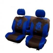 Huse scaune auto Dragon Albastru , 8 buc.