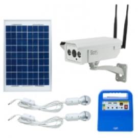 Camera supraveghere video PNI IP30 4G + Kit solar fotovoltaic PNI GreenHouse H01 1