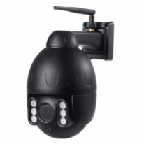 Camera supraveghere video PNI IP655B 5MP WiFi PTZ 5X Zoom optic H265 slotmicroSD Night Vision 50m IP66