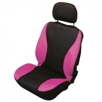 Huse scaune auto Carpoint Pink Lady , set fata si spate, model universal, 8 buc. 310052