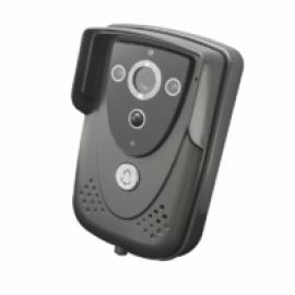 Interfon video cu IP PNI House 930 wireless P2P card si vizualizare pe Smartphone cu Android sau IOS 1