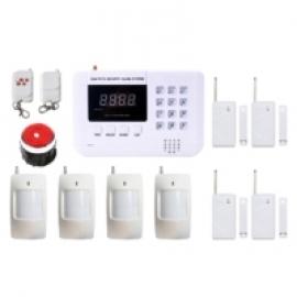 Kit sistem de alarma wireless PNI PG200 si 6 senzori suplimentari 1