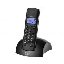 Telefon DECT M-LIFE Negru
