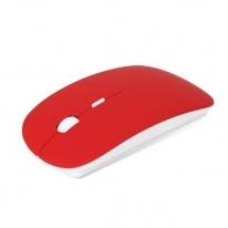 Mouse Wireless OMEGA OM-446, 1000 DPI, Bluetooth, Rosu