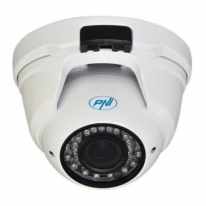 Kit supraveghere video PNI House - NVR 16CH 1080P si 6 camere PNI IP2DOME 1080P varifocale