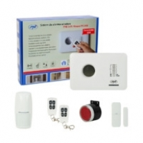 Sistem de alarma wireless PNI SafeHouse PG300 comunicator GSM