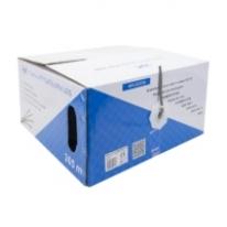 Cablu UTP CAT6e PNI U06 cu 4 perechi pentru internet 1 Gigabit Rola 305m