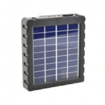 Incarcator solar PNI GreenHouse P10 3000mAh pentru camere de vanatoare